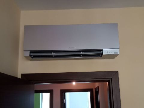 Кондиционер Mitsubishi Electric MSZ-EF35VES / MUZ-EF35VE (серый, серебряный)