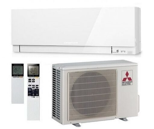Кондиционер Mitsubishi Electric MSZ-EF35VEW / MUZ-EF35VE (белый)